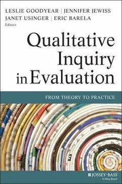 Qualitative Inquiry in Evaluation (eBook, ePUB)