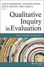 Qualitative Inquiry in Evaluation (eBook, PDF)