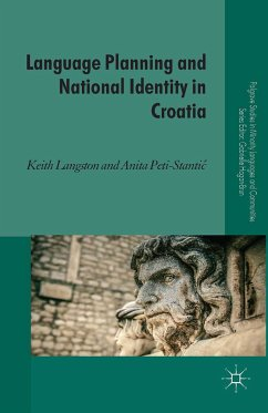 Language Planning and National Identity in Croatia (eBook, PDF)