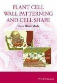 Plant Cell Wall Patterning and Cell Shape (eBook, PDF)