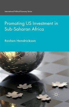 Promoting U.S. Investment in Sub-Saharan Africa (eBook, PDF)