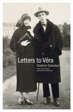 Letters to Véra (eBook, ePUB) - Nabokov, Vladimir