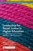 Leadership for Social Justice in Higher Education (eBook, PDF)