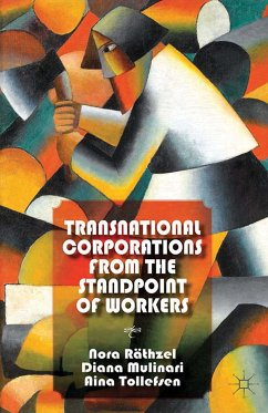 Transnational Corporations from the Standpoint of Workers (eBook, PDF)