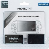 PROTECTKIT, Protection Kit, Display-Schutzfolien für PSVita Slim