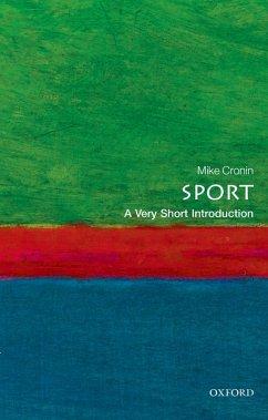 Sport: A Very Short Introduction (eBook, ePUB) - Cronin, Mike