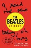 The Beatles Lyrics (eBook, ePUB)