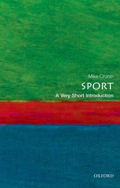 Sport: A Very Short Introduction (eBook, PDF) - Cronin, Mike