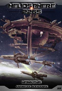 Heimkehr / Heliosphere 2265 Bd.22 (Science Fiction) (eBook, ePUB)