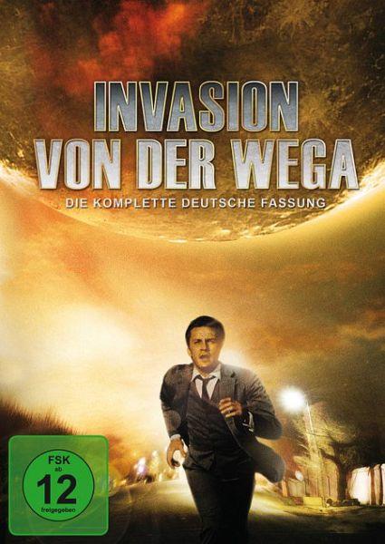 invasion von der wega 6 discs auf dvd portofrei bei. Black Bedroom Furniture Sets. Home Design Ideas