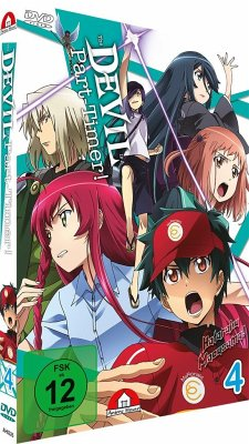The Devil is a Part-Timer - Vol. 4