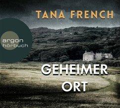 Geheimer Ort / Mordkommission Dublin Bd.5 (8 Audio-CDs) - French, Tana