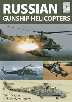 Russian Gunship Helicopters (eBook, PDF) - Gordon, Yefim