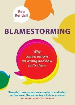 Blamestorming (eBook, ePUB) - Kendall, Rob