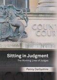 Sitting in Judgment (eBook, ePUB)
