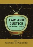 Law and Justice on the Small Screen (eBook, ePUB)