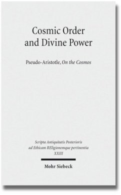 Cosmic Order and Divine Power