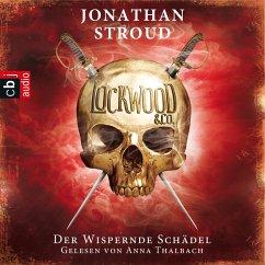 Der wispernde Schädel / Lockwood & Co. Bd.2 (MP3-Download) - Stroud, Jonathan