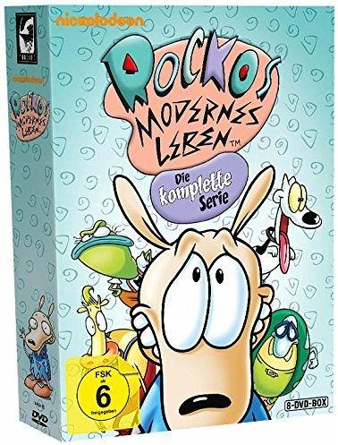 Rockos modernes Leben - Die komplette Serie (8 Discs, Sammler-Edition) - Rockos Modernes Leben