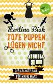Tote Puppen lügen nicht / Marie Maas Bd.6 (eBook, ePUB)