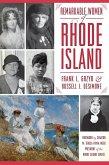 Remarkable Women of Rhode Island (eBook, ePUB)