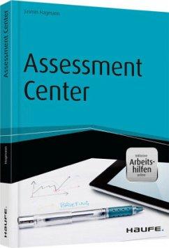 Assessment Center - inkl. Arbeitshilfen online