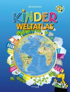 Bertelsmann Kinder Weltatlas (Restexemplar)