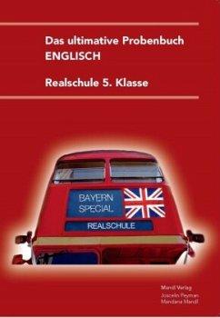 Das ultimative Probenbuch Englisch 5. Klasse