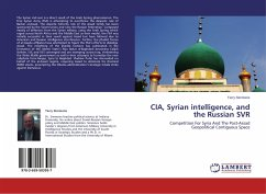 CIA, Syrian intelligence, and the Russian SVR