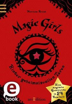 Magic Girls. Hinter geheimnisvollen Türen (Magic Girls) (eBook, ePUB) - Arold, Marliese