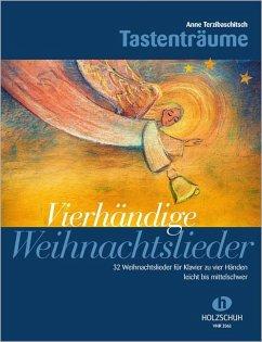 Vierhändige Weihnachtslieder, Klavier zu vier Händen - Terzibaschitsch, Anne