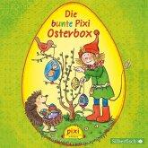 Die bunte Pixi-Osterbox, 3 Audio-CDs