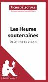 Analyse : Les Heures souterraines de Delphine de Vigan (analyse complète de l'oeuvre et résumé)