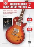 Alfred's Basic Rock Guitar Method, w. Audio-CD + DVD