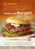 heute mal Burger! (eBook, ePUB)