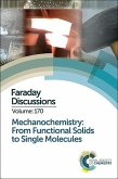 Mechanochemistry: From Functional Solids to Single Molecules