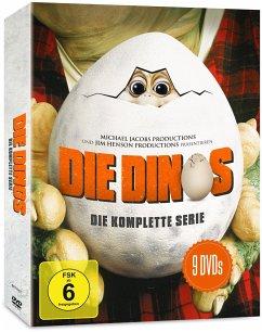 Die Dinos - Die komplette Serie (9 Discs)