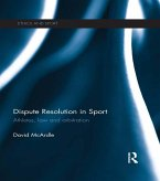 Dispute Resolution in Sport (eBook, ePUB)