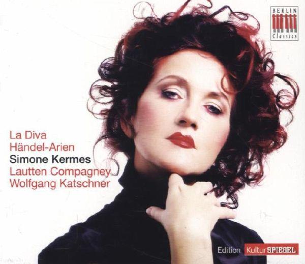 La diva h ndel arien von simone kermes auf audio cd - La diva julia film ...