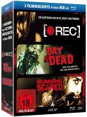 [ Rec] / The Day of the Dead / Running Scared (3 Discs)