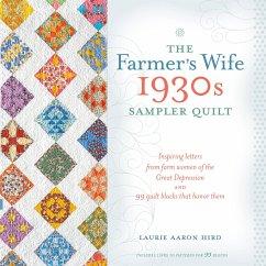 The Farmer´s Wife 1930s Sampler Quilt