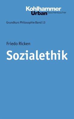 Sozialethik (eBook, PDF) - Ricken, Friedo