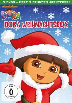 Dora - Dora Weihnachtsbox (3 Discs)