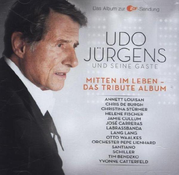 Udo Jürgens Weihnachtslieder.Mitten Im Leben Das Tribute Album