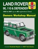 Land Rover 90, 110 & Defender Diesel Service and Repair Manu