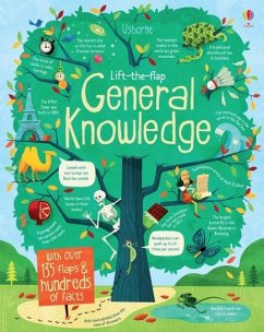 Lift-the-Flap General Knowledge - Maclaine, James; Frith, Alex