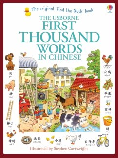 First Thousand Words in Chinese - Amery, Heather