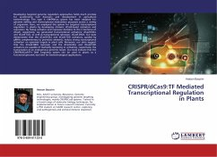 CRISPR/dCas9:TF Mediated Transcriptional Regulation in Plants - Baazim, Hatoon