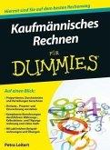 Kaufmännisches Rechnen für Dummies (eBook, PDF)