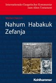 Nahum Habakuk Zefanja (eBook, PDF)
